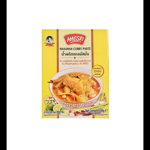 Maesri Masaman Curry Paste 100g
