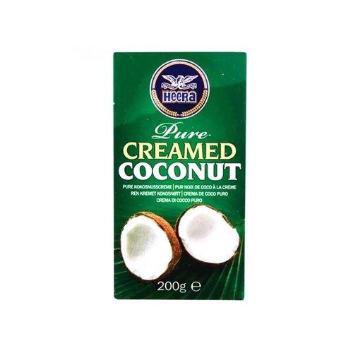 Heera Pure Creamed Coconut 200g
