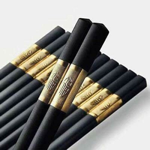 Alloy Chopsticks  10 Pairs
