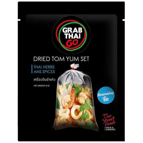 Grab Thai Dried Tom Yum Set 15g