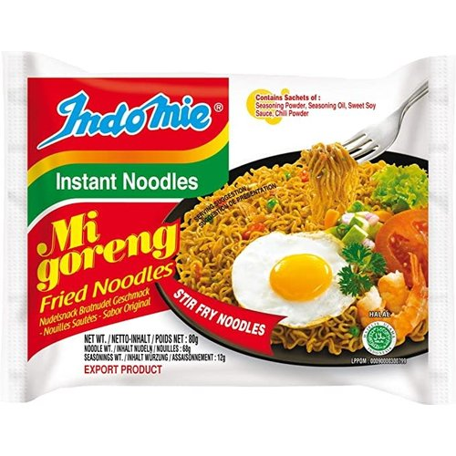 Indo Mie Mi Goreng Fried Noodles 80g