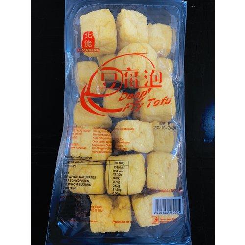 Tofuking Fried Tofu Puff Cubic 230g / Fresh