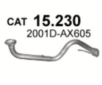 Nissan Micra K12 1.0  1.2  1.4 Voorpijp