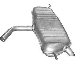 Volkswagen Touran I 1.6 FSI Einddemper
