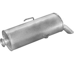 Peugeot 106 1.0 1.4 1.6 1.4 Diesel 1.5 Diesel Einddemper