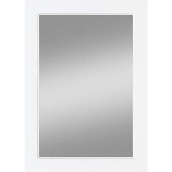 Wirkungsvoller Wanspiegel JULIAN in weiß