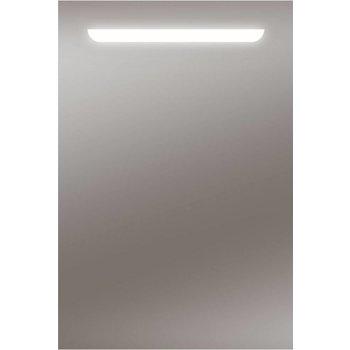 LED-Lichtspiegel RIFTEN mit sandgestrahlten Lichtausschnitten [A+]