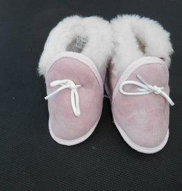 roze babyslofjes