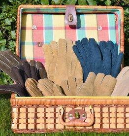 """Wollen handschoenen van lamsvacht """"Messines"""""""
