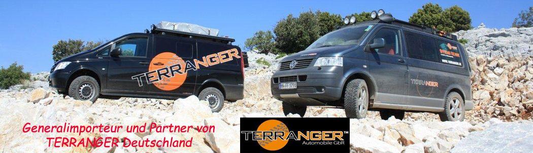 Generalimporteur und Partner von Terranger Deutschland