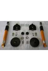 Body lift kit for Vito / Viano 4x4 (W639/2),  from 2011