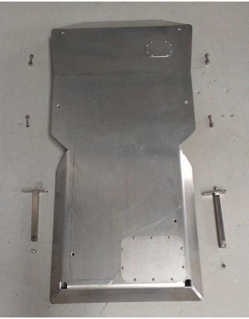 Terranger body skid plate for Vito / Viano 4matic (639/2), 2011- 2014