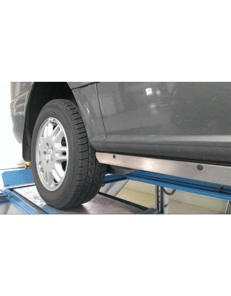 Sill protection for Vito / Viano from 2012