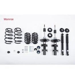 VW T5 SEIKEL/Monroe kit rehausse « Desert » pour 4MOTION