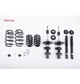 "VW T5 SEIKEL/Monroe ""Desert HD"" lift kit for front-wheel drive"