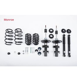 "VW T5 SEIKEL/Montage ""Desert HD"" lift kit for 4MOTION"