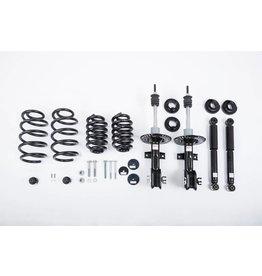 VW T5 SEIKEL/Monroe kit rehausse « Maxi » pour 4MOTION