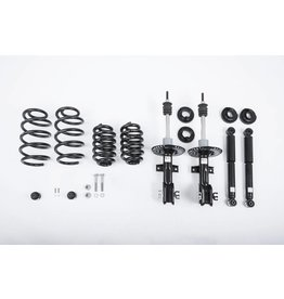 VW T5 SEIKEL / Monroe kit Rehausse « MAXI HD » pour traction avant