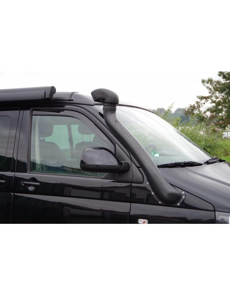VW T5 Snorkel made of polyethylene for T5 with 103 kW engine, left-hand drive