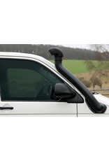 VW T5 Snorkel made of polyethylene for T5 with 132 kW engine, left-hand drive