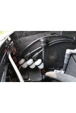 VW T5 Aération de boîte de vitesses pour profondeur de gué plus élevée
