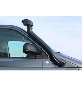 VW T6 Snorkel aus Polyethylen für 110 und 150 kW-Motor, Linkslenker