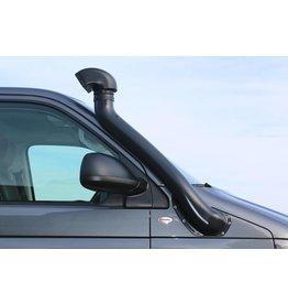 VW T6 Snorkel en polyéthène pour moteur 110 et150 KW, direction à gauche