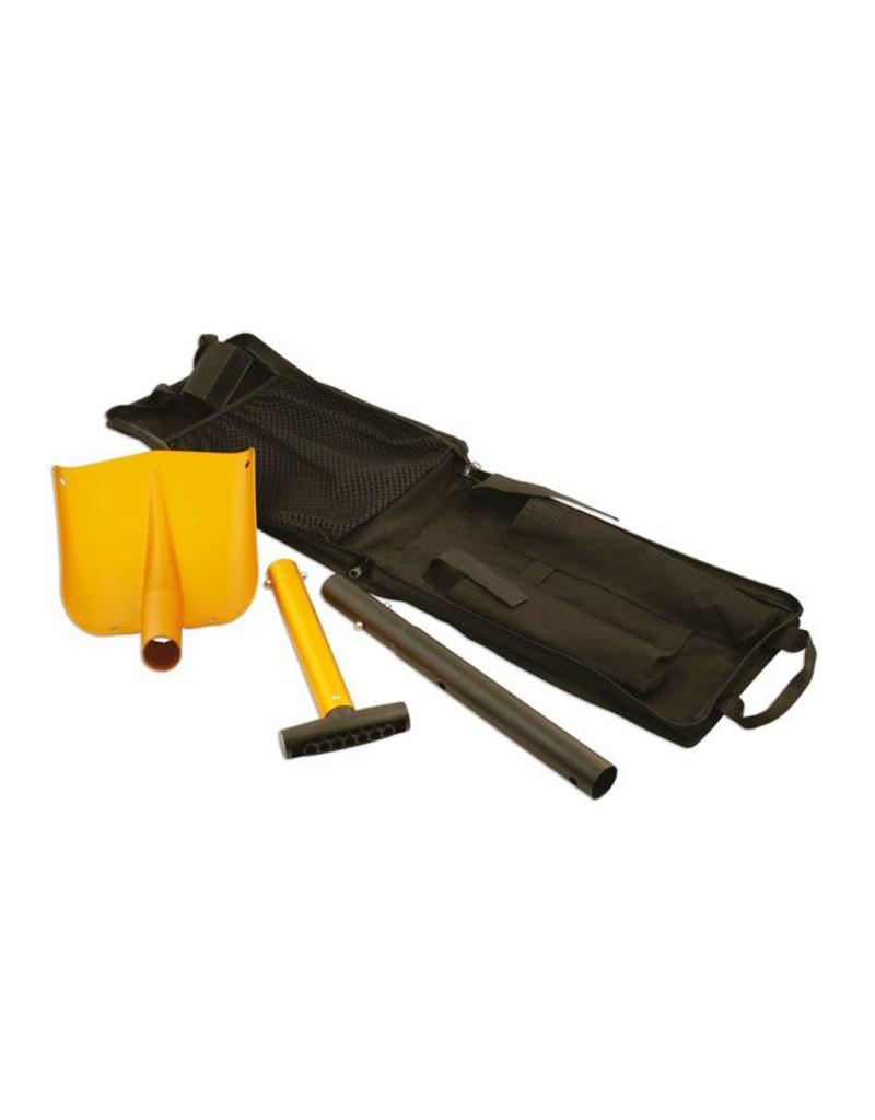 LASER 5702 Schneeschaufel - zusammenklappbar