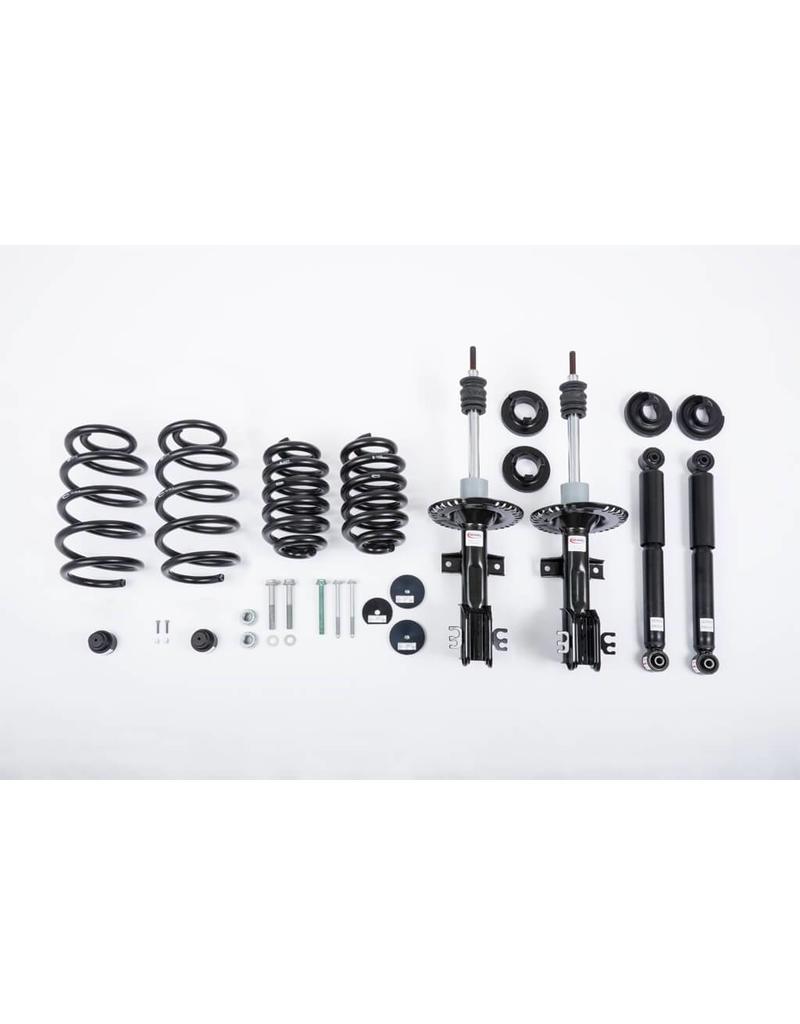 SEIKEL VW T6 kit rehausse « Maxi » pour 4MOTION