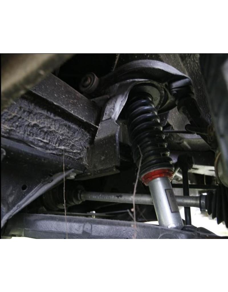 VW T3 Syncro kit fileté complet. (amortisseurs/ressorts). Réglable en hauteur. Haute de gamme