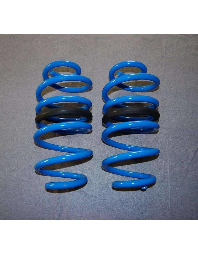 pair of reinforced rear springs for VITO/VIANO 447