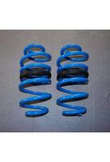 Ressorts (paire) pour essieu arrière, renforcés HD pour VIANO / VITO 447