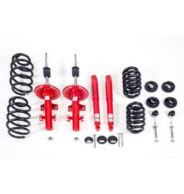 VW T5 SEIKEL/KONI kit rehausse « Desert» pour 4MOTION