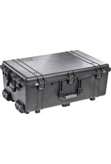 Peli-Box (Hart PVC Box) für unser modulares Heckträgersystem für VW T5/T6 und MB Vito/Viano
