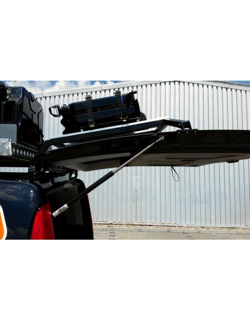 Vito/Viano 639 reinforced gas pressure damper for back door