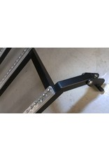 """Rear carrier """"modular"""" for carrying spare wheel, canister, etc. Mercedes VITO/VIANO 639"""