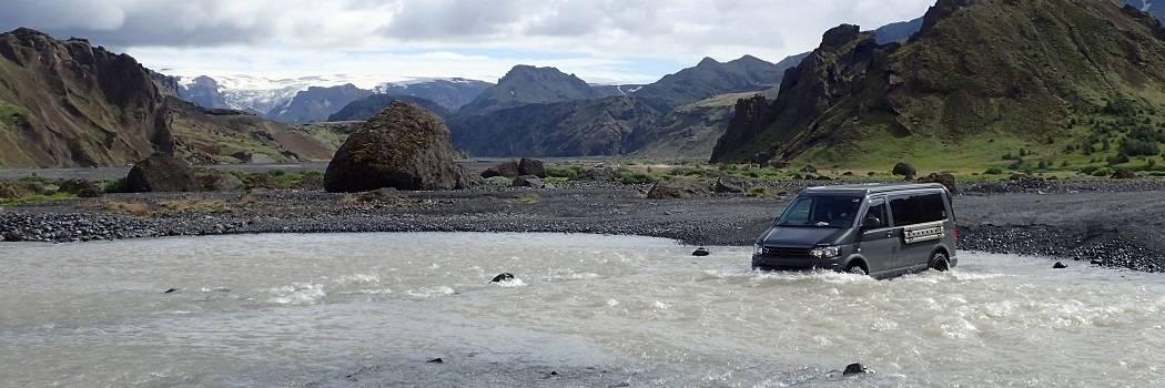 GTV VAN off road van T5 island 2