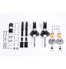 kit rehausse pour VW Crafter & TGE jusqu'à un PTAC de 4 Tonnes