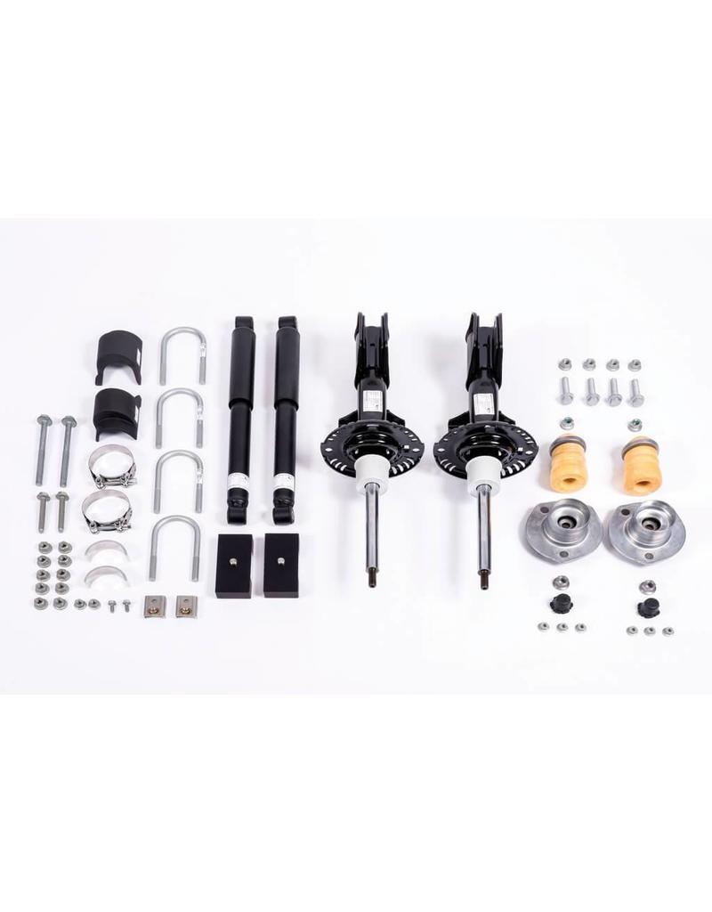kit rehausse pour VW Crafter & TGE 4x4 jusqu'à un PTAC de 4 Tonnes