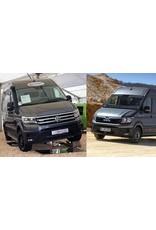 SEIKEL Höherlegung VW Crafter (2017+) und MAN TGE ab 5 t zGG