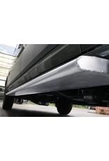 "Rock slider  VW Crafter + MAN TGE medium wheelbase ""L3"""