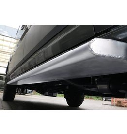 "Rock slider  VW Crafter + MAN TGE medium wheelbase ""L3"""