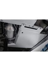 Einbau Aluminium-Schutzplatte AdBlue®-Tank