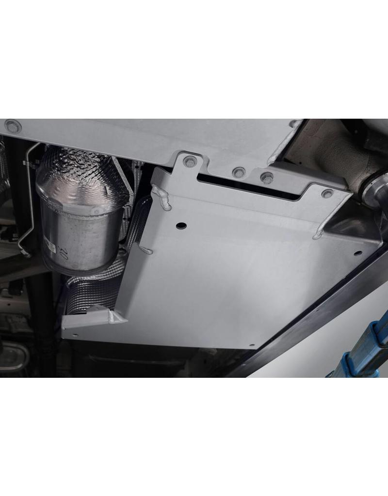 Montage de blindage de réservoir AdBlue® SEIKEL