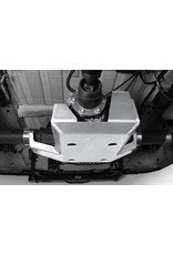 Aluminium-Schutzplatte Allradkupplung/Differential
