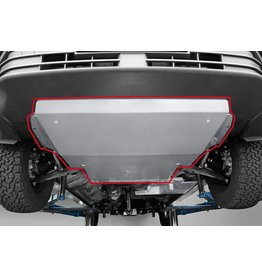 SEIKEL Aluminium-protection skid plate kit for engine/AdBlue®-tank
