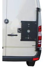 Mercedes Sprinter 906 /VW Crafter Universalhaltemodul für die Hecktür rechts (180° Tür)