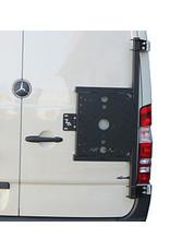 Sprinter 906 / VW Crafter I 4x2 et 4x4 Porte tout sur porte arrière droite (porte à 180°)