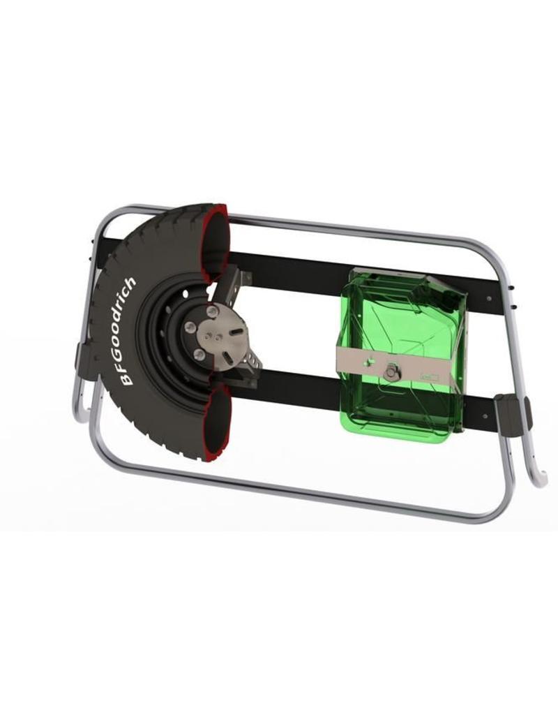 GTV-GMB T5/T6 Système porte bagage hayon pour le porte vélo logo