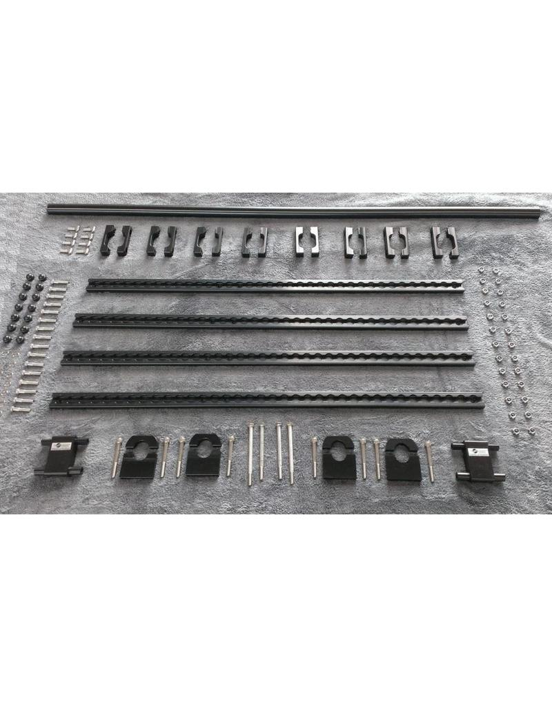 TERRANGER Conversion kit for bike carrier T5/T6 logo to use as universal carrier system